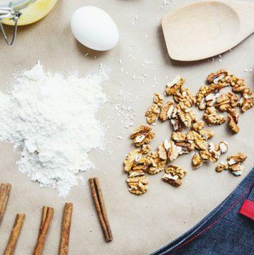 Apple Cookie ingredients